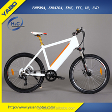 26 Electric bicycle 48v 500w with Hidden battery