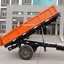 7CX series hydraulic dumping trailer