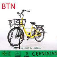 Best selling 36v 500w 26 inch electric vehicle