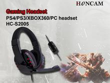 high quality noise cancelling game headphone with mic