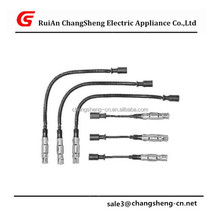 NEW HIGH QUANLITY Ignition Wire Set FOR Smart Fortwo Coupe Roadster Cabrio City-Coupe ZEF1479 002576V002 0300891479