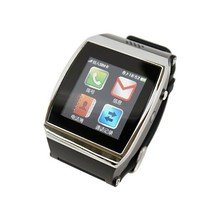"GSM 850/900/1800/1900 MHz 1.55"" Screen 1.5~6 hours talk time smart watch"