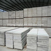 CE approved light weight fireproof anti-earthquake precast concrete garden fencing uk