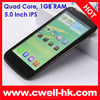 China wholesale cheap Micro sim super fast mobile phone 2015 hot colorful unbranded cell