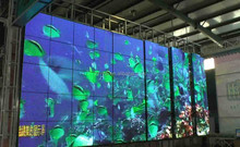 Outdoor xxx video led vision display screen with Movable panels