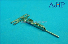 0.64mm high quality male auto car terminal of brass