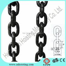 U2&U3 marine stud link anchor chain,used anchor chain