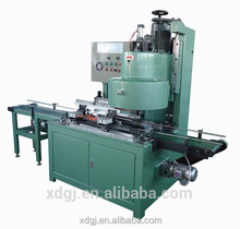 tinplate metal cans make automatic small round canning sealer machine