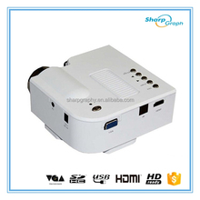 2015 Professional HD Mini Digital Cinema Projector UC28+