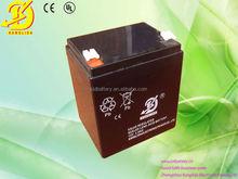 12v 4ah Super high power maintenance free sealed lead acid gel battery for UPS
