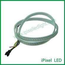 waterproof led flex strip ws2812b 144 pixel per meter