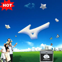 2014 Creative advertising with floating bubble logo&sign substitute for full xx video led display board
