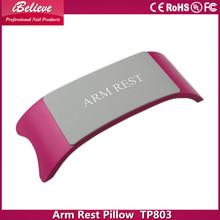 Ibelieve new design manicure nail art arm rest pillow ice pu gel pillow