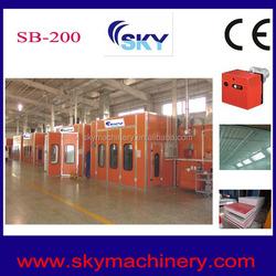 SB-200 sky china supplier/auto paint/car paint shop