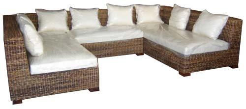 u form sofa. Black Bedroom Furniture Sets. Home Design Ideas