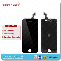 Cheapest Price for apple iphone 5lcd + digitizer assembly,for apple iphone 5 lcd and digitizer,for apple iphone 5 lcd assembly