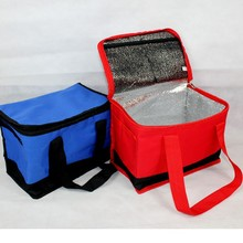 High quality insulated fitness thermal lunch box cooler bag