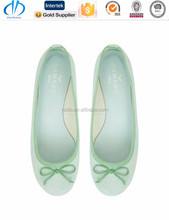 sexy classic shining ladies flat ballerina shoes