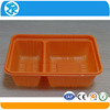 Shenzhen factory biodegradable disposable clear plastic food disposable container