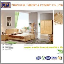 Amazing !!! antique bedroom furniture set customized modern lifestyle pine wood bedroom furniture