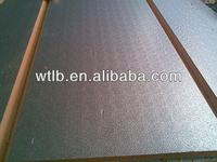 hvac insulated aluminum foil phenolic foam panel