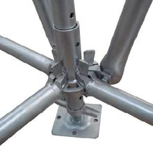 high quality construction ringlock system scaffolding part / ringlock standard