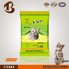 Bentonite Cat Litter Superior odor control_apple,lemon and lavender