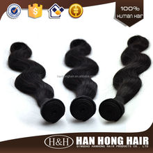 Wholesale malaysian hair futura fiber hair extensions hair with closure piece