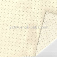 Perforated PVC Automotive Leather