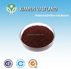 Top quality Iron fertilizer/EDDHA iron chelate/EDDHA Fe 6%