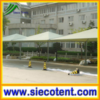 2015 new design outdoor 2 car parking canopy tent