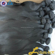 Large Stocks! Wholesale Price Hot Sale Unprocessed Natural Brazilian Hair Pieces