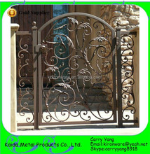 Factory Prices Swing Open Artique and Ornamental Wrought Iron Gates' Models