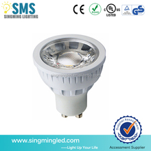 high quality 5w attractive and durable 440lm die casting aluminum gu10 led spotlight