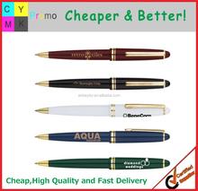 Top quality decent look plastic pen promotional business pen