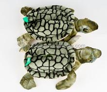 plush big eyes turtle toy/China Wholesale Customized soft plush toy sea turtle