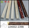 L04002 Marble interior plastic moulding factory in guangdong