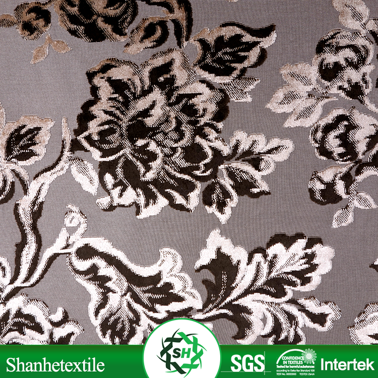 Jacquard Chenille Jacquard Sofa Fabric - Buy Chenille Jacquard Sofa