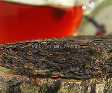 Chinese high blood fat reduced puerh tea