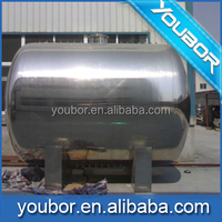 Bolted steel storage tank used for hcl&liquid chlorine