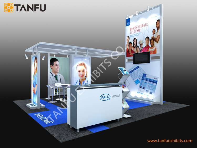 Exhibition Booth Size : Tanfu trade show or expo exhibition booth design buy