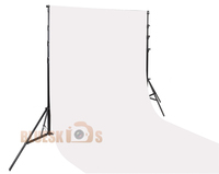 Solid White Cotton Photo Backgrounds