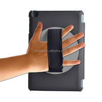 Practical design rotating tablet case cover for ipad mini 2 handhold case