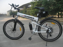 2015 hot classic hummer folding electric Mountain bike/mountain ebike/folding electric bike