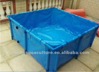 foldable industrial fish tank S201506