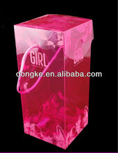 2015 New Product Plastic Fashion Gift Box For Wedding Gift Wholesale