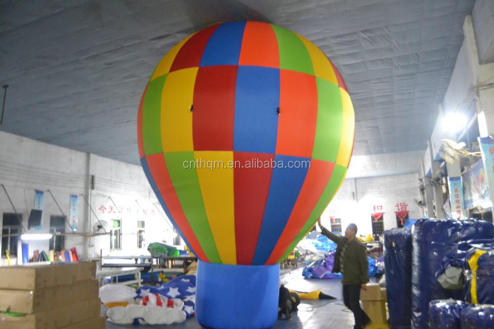 Наружная реклама воздушный шар