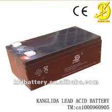 United Kingdom SLA maintennace free battery manufacturer