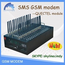 SMS Modem 32 ports for sending bulk gsm modem pool usb modem with sms gateway
