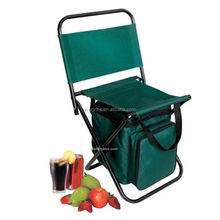 portable cooler bag with chair